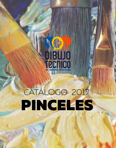 pinceles 2017