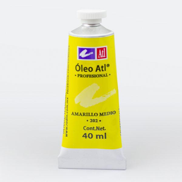 OLEO ATL-14 40ML 202 AMARILLO MEDIO