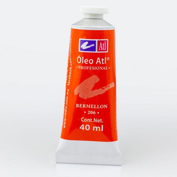 OLEO ATL-14 40ML 206 BERMELLON