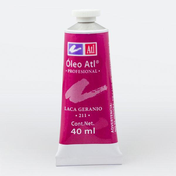 OLEO ATL-14 40ML 211 LACA GERANIO