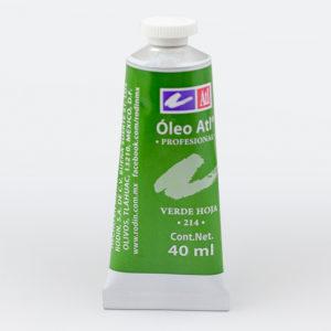 OLEO ATL-14 40ML 214 VERDE HOJA