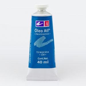 OLEO ATL-14 40ML 220 TURQUESA