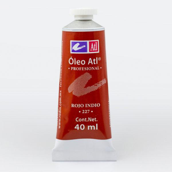 OLEO ATL-14 40ML 227 ROJO INDIO
