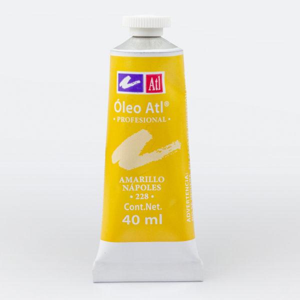 OLEO ATL-14 40ML 228 AMARILLO NAPOLES