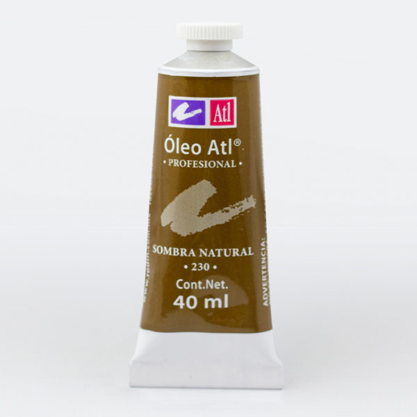 OLEO ATL-14 40ML 230 SOMBRA NATURAL