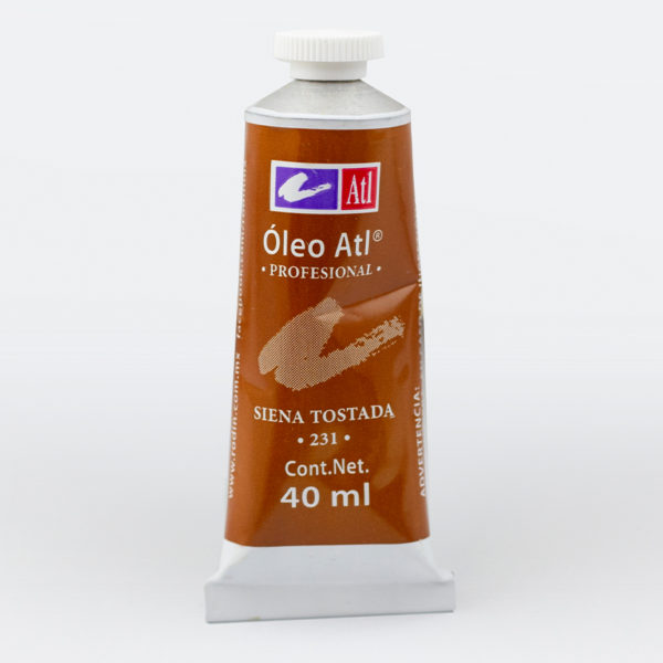 OLEO ATL-14 40ML 231 SIENA TOSTADA